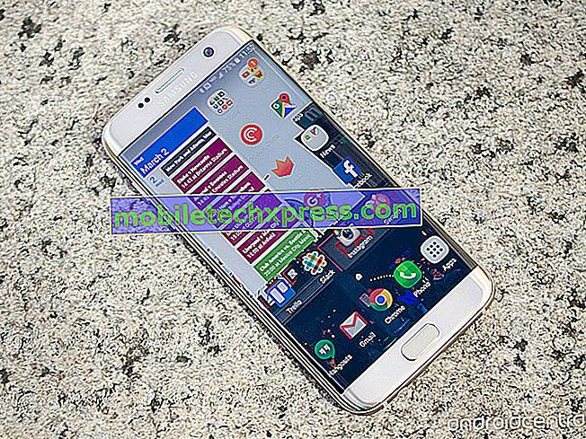 Galaxy S7 Edge ohranja klicanje, druga vprašanja