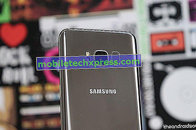 Kako popraviti Samsung Galaxy Opomba 9 Glasnost je nizka