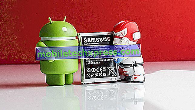 Wie man Samsung Galaxy A6 Apps zufällig öffnet