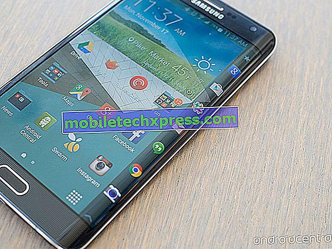T-Mobile invierà gli aggiornamenti di sicurezza di luglio al Galaxy Note 4 e Note Edge