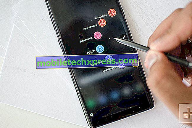 """Kaip pataisyti """"Samsung Galaxy Note 9 S Pen"""" neveikia po programinės įrangos atnaujinimo"""