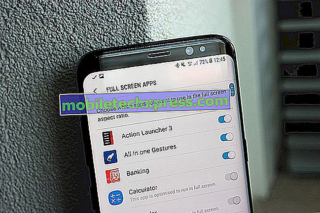 Решен Samsung Galaxy S8 остана в Bootloop След актуализация на софтуера