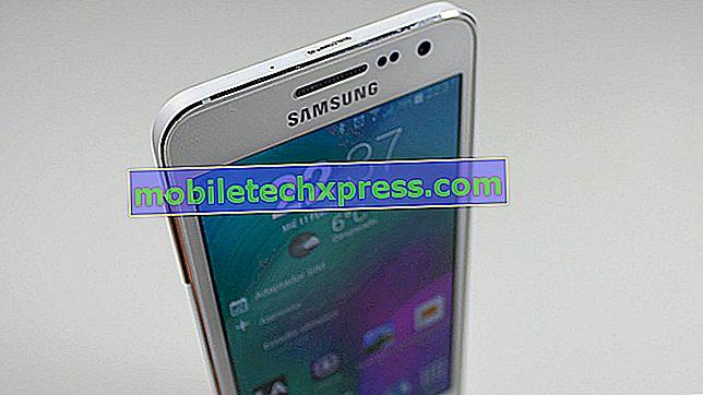 "Ką daryti su ""Samsung Galaxy S7"" su ""Black Screen of Death"" (BSoD) problema [Trikčių šalinimo vadovas]"