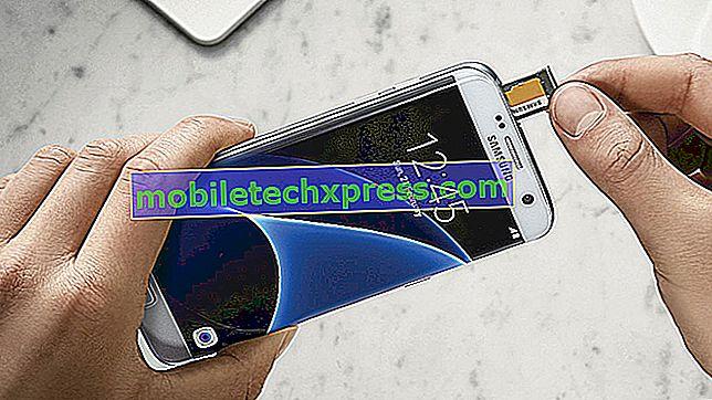 Galaxy S7 non riproduce video da scheda SD, altri problemi
