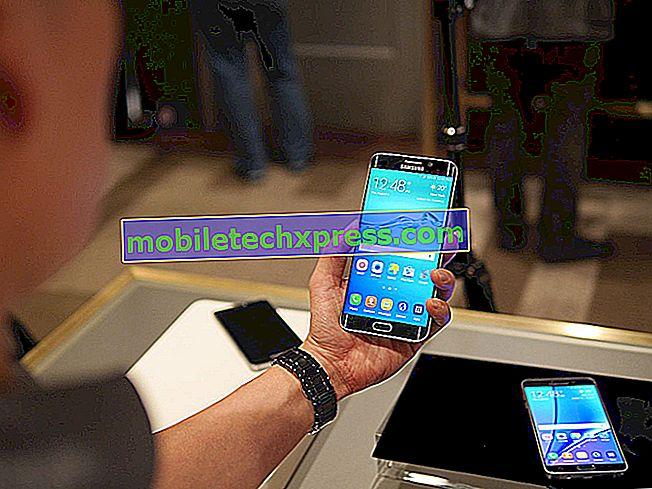 Samsung Galaxy S6 Edge se nepodařilo aktualizovat problémy se softwarem a dalšími souvisejícími problémy