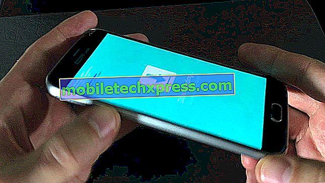 Gelöstes Samsung Galaxy S7 Edge schaltet sich ab und startet neu