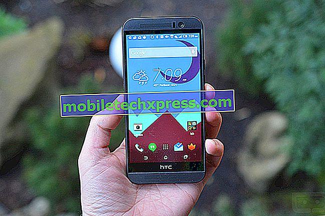 """HTC One M9 netrukus gaus naujinimą su """"Guest Mode"""" palaikymu"""