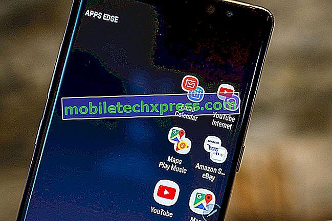 """""""Samsung Galaxy Note 5"""" turi raudonos ekrano problemą ir kitas susijusias problemas"""