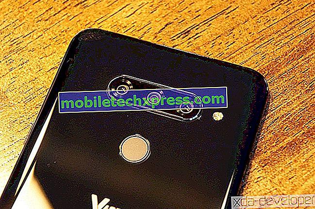 كيفية إصلاح مشكلة شاشة LG V40 ThinQ غير المستجيبة