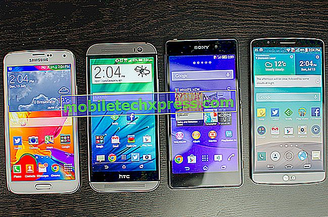 Cómo solucionar problemas y errores comunes de HTC One M8 [Parte 25]