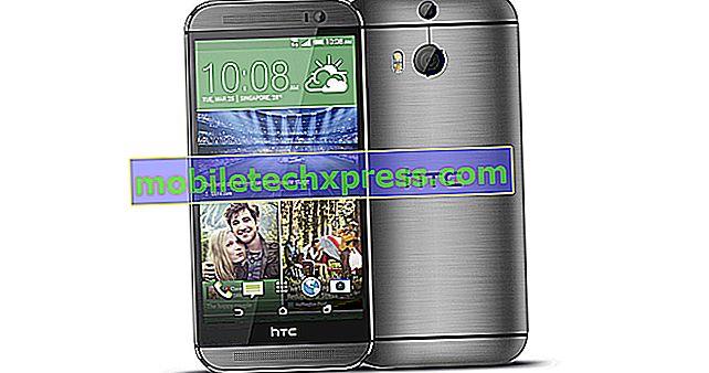 Verizon HTC One M8 får Android 5.0 opdatering i begyndelsen af marts