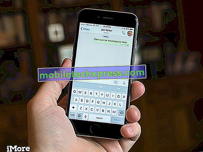 Hoe te repareren LG G7 ThinQ messaging-app opent geen probleem