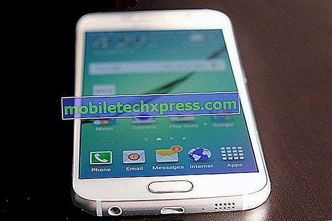 Hoe reageert het Galaxy S8-scherm niet-reagerend: het scherm is erg traag