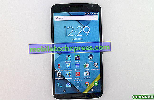 Google Nexus 9 prejme posodobitev za Android 5.0.2