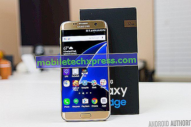 Samsung Galaxy S7 Edge continua a riavviare il problema e altri problemi correlati