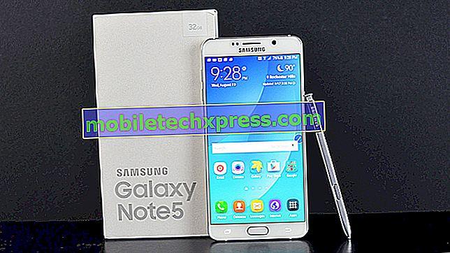 Android Marshmallow update brick un Galaxy Note 5, d'autres problèmes