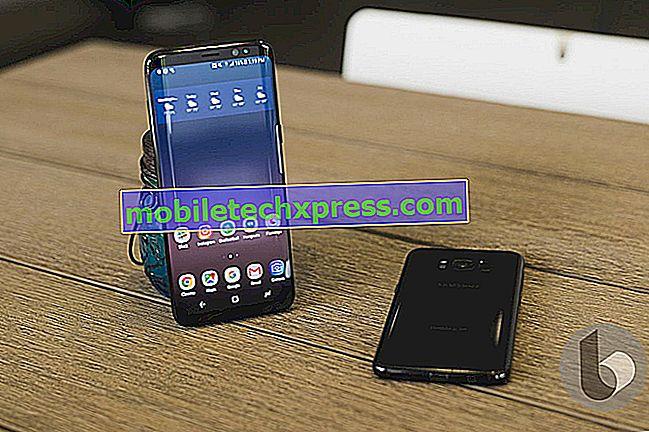 Решен Samsung Galaxy S8 + Уведомление за актуализация на софтуера продължава да се появява