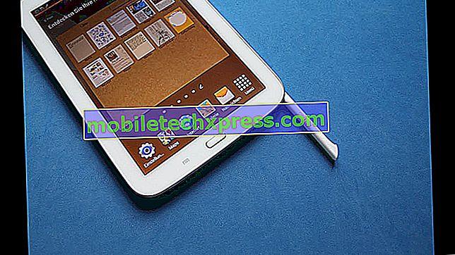 Jak opravit Samsung Galaxy Poznámka 8 S Pen nepracuje