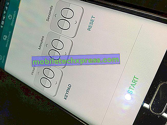 Der Bildschirm des Samsung Galaxy Note 4 wird nicht aktiviert