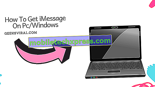Kako do iMessage v PC 2019 Edition