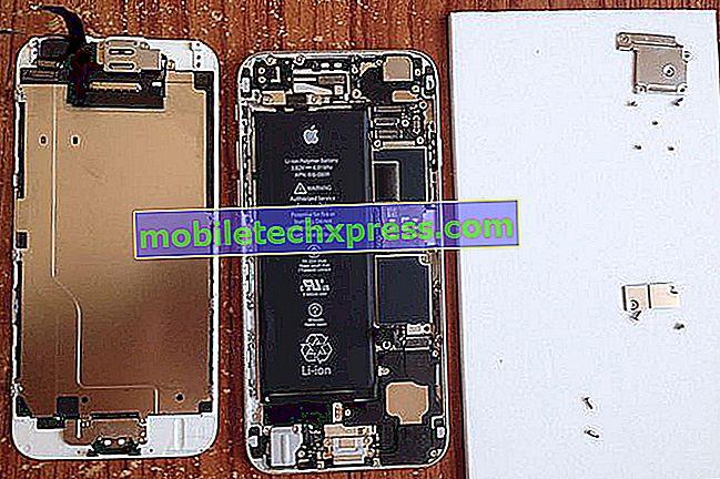 iPhone 6S liga e desliga após a execução da atualização de software