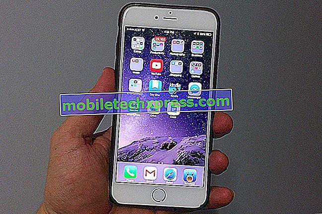 iPhone 6 Plus non può aggiornare o installare il numero di app