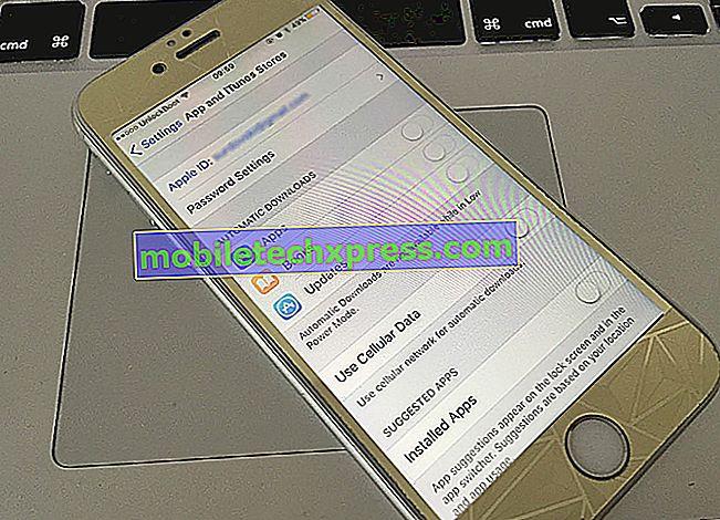 Hvordan fikse iPhone XR App Store app vil ikke installere oppdateringsproblem