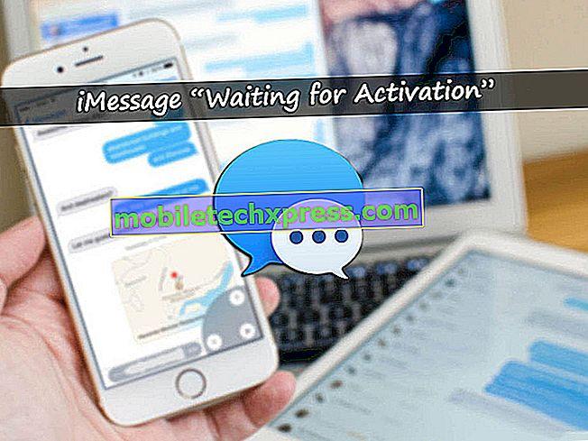 """Kaip pataisyti """"Apple iPhone X"""", rodančią """"iMessage"""" """"Waiting for Activation"""" klaidą (paprastus veiksmus)"""