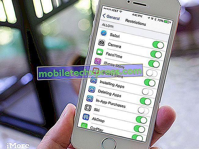 iPhone Parental Control e suggerimenti per limitare l'accesso per i vostri bambini