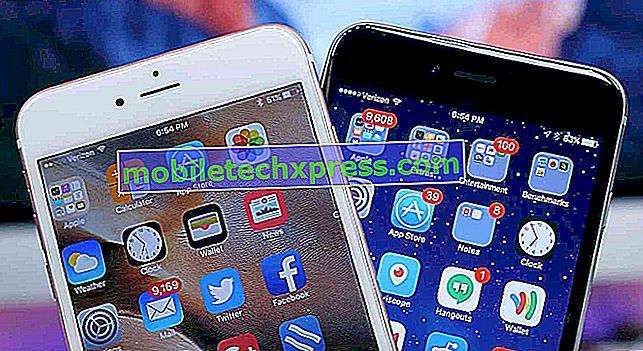 iPhone 6S Plus Apps Güncelleme veya İndirme Sorunu