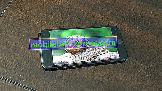 Apple iPhone 7 Plus iMessage المشكلة: لماذا لا تعمل iMessage على iPhone 7 Plus؟  [دليل اصلاح الاخطاء]