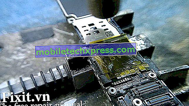 Cómo arreglar el error del iPhone 6 4013, 4005