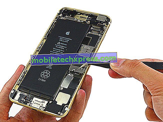 Как да се определи Apple iPhone 6 Plus екран трептене и други важни въпроси