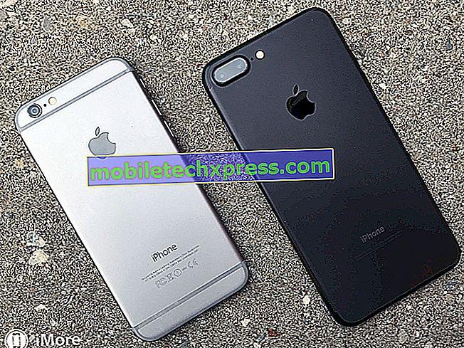 Apple iPhone 7 Plus-mikrofonen virker ikke problematisk og andre relaterte problemer