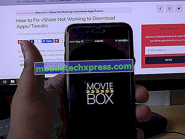 Sådan downloades MovieBox på iOS 10 uden jailbreak Brug af vShare