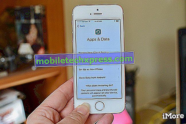 كيفية استعادة البيانات من كسر iPhone 7 بعد تحديث iOS