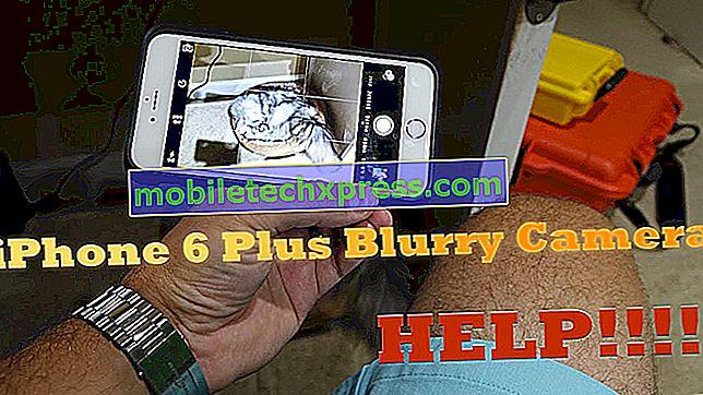 So beheben Sie ein iPhone XS Max mit verschwommenen Kameraproblemen