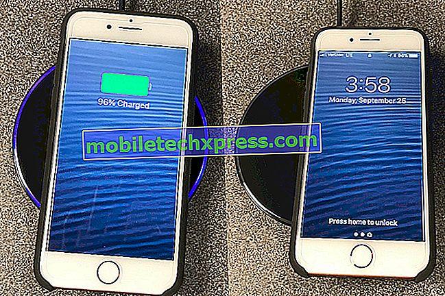 iPhone 8 düzgün şarj olmuyor, bağlı diyor ancak% 100 şarj etmiyor
