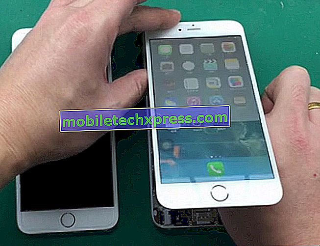 problema de cintilação da tela do iPhone 6S