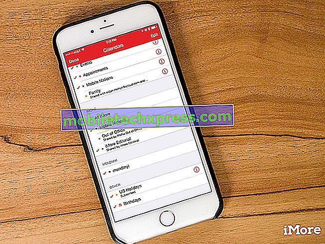 Jak opravit problémy s aplikací Mail / Mail aplikace Apple iPhone SE [Průvodce řešením problémů]