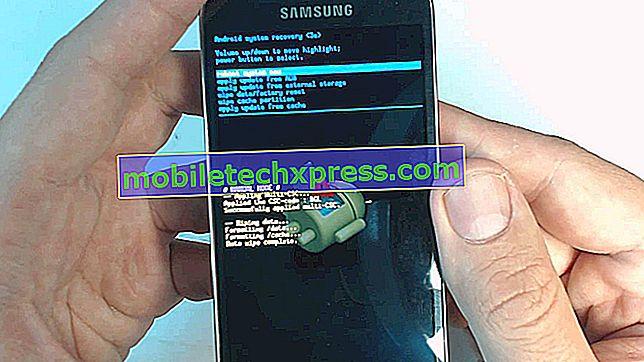 Cách khắc phục sự cố và lỗi Samsung Galaxy S4