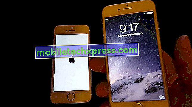 iPhone 7 přestane nabíjet, nezapne, jak vyřešit problém s černým displejem
