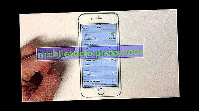 iPhone 7+ maakt geen verbinding met andere wifi-netwerken, andere wifi-problemen