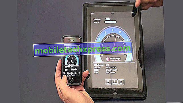 Jak opravit problémy s telefonem iPhone X: udržuje odpojení od sítí wifi