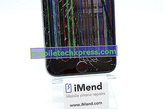 iPhone 6S obrazovka bliká různé barvy vydání