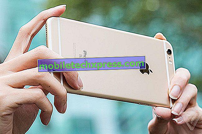 Apple iPhone 6S Plus nezamrzne zmrazovanie