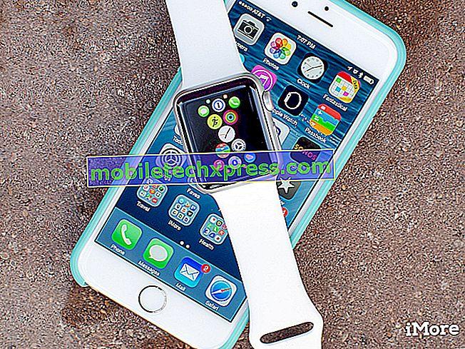 Sådan repareres Apple iPhone 8, der ikke kan installere en iOS-opdatering?  [Fejlfinding Guide]