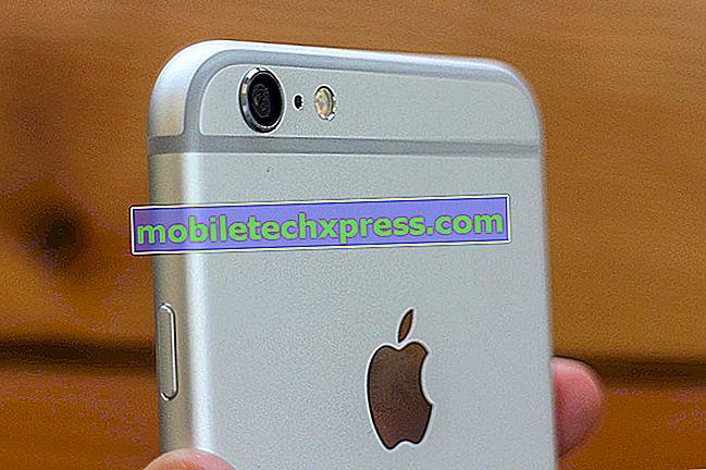 Comment réparer les problèmes de caméra iPhone 6