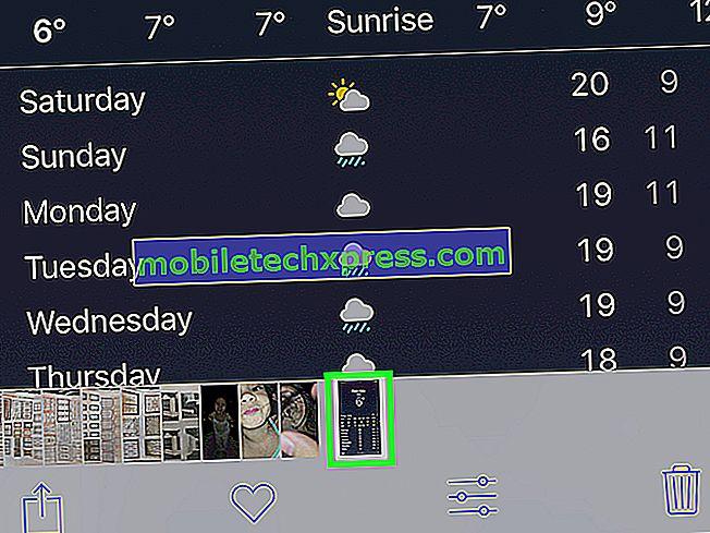 Passos fáceis sobre como tirar uma captura de tela com o iPhone XS