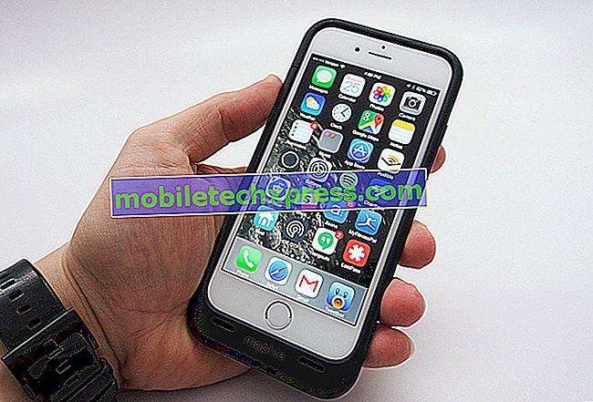 iPhone 6 Fix pro bootování, baterie, problémy s napájením